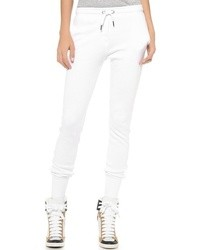 White Sweatpants | Women's Fashion