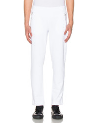 Gosha Rubchinskiy Cotton Sweatpants With Zip Detail