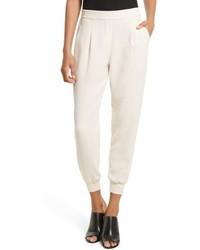 Crepe jogger pants medium 4951585