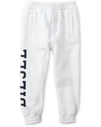 Diesel Flocked Logo Fleece Sweatpants
