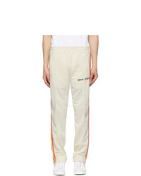 Palm Angels Off White Track Pants