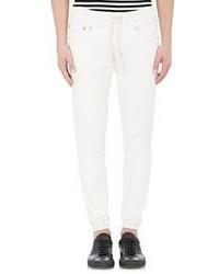 R 13 R13 Jogger Jeans White