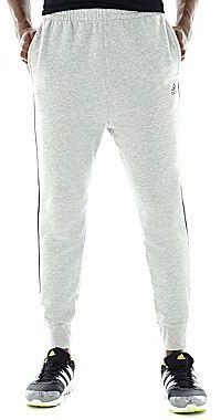 de8120857a7 Men's Fashion › Pants › Sweatpants › jcpenney › adidas › White Sweatpants adidas  Slim 3s Jogger Sweatpants ...