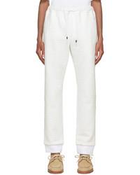 Fendi White Forever Lounge Pants