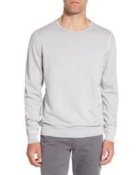 AG Jeans Ag Brendan Raw Edge Crewneck Sweatshirt
