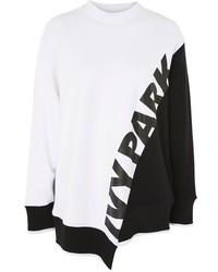 Ivy Park Asymmetric Logo Sweatshirt
