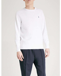 Polo Ralph Lauren Double Knit Jersey Sweatshirt