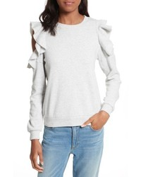 Gracie cold shoulder sweatshirt medium 5209649