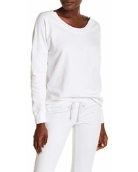 Love Grace Lily Fleece Sweatshirt
