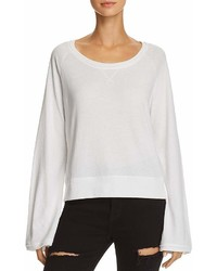 Nation Ltd. Nation Ltd Marta Bell Sleeve Sweatshirt