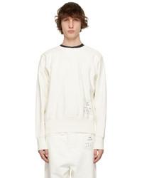 Maison Margiela Off White 1con Sweatshirt