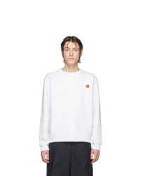 Acne Studios Off White Fate Fruit Sweatshirt