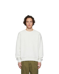 Dries Van Noten Off White Hefel Sweatshirt