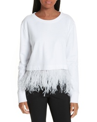 Robert Rodriguez Ostrich Sweatshirt