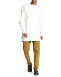 Scotch & Soda Oversized Drawstring Sweatshirt