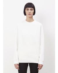 Acne Studios Pearl White Nikoleta Sweatshirt