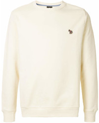 Paul Smith Ps By Embroidered Logo Sweatshirt
