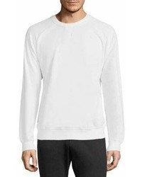 Save The Duck Long Sleeve Ribbed Sweatshirt