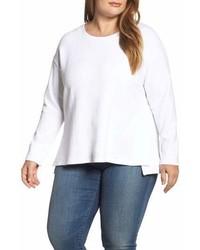 Caslon Side Slit Sweatshirt