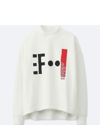 Uniqlo Sprz Ny Long Sleeve Sweatshirt