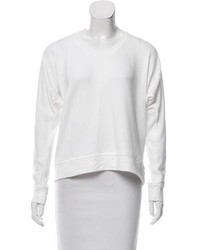 Alexander Wang T By Crew Neck Long Sleeve Sweatshirt W Tags