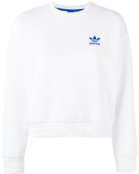 adidas Textured Logo Sweatshirt