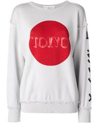 Golden Goose Deluxe Brand Tokyo Print Sweatshirt