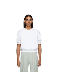Random Identities White Ped Sweatshirt