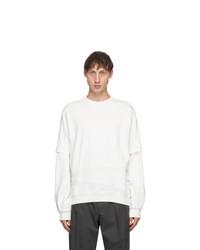 Keenkee White Sculpture Pt 2 Sweatshirt