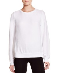Wildfox Couture Wildfox Clean White Sweatshirt