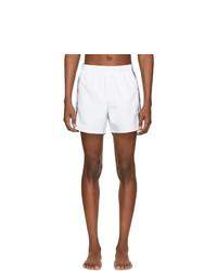 Hugo White Anguilla Swim Shorts