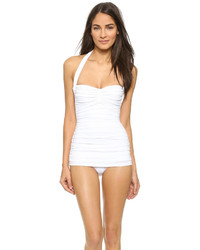 Norma Kamali Bill Mio One Piece Swimsuit