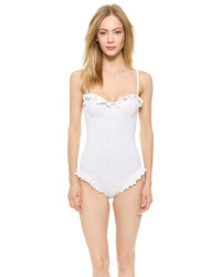 Michael Kors Michl Kors Collection Eyelet Underwire Maillot