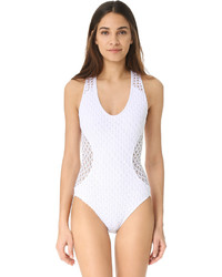 Milly Netting Martinique Swimsuit
