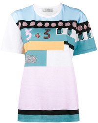 Valentino Counting 6 T Shirt