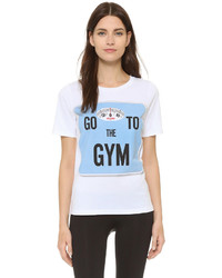 Moschino Go To The Gym T Shirt