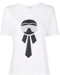 Fendi Karlito T Shirt