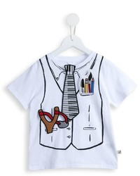 Stella McCartney Kids Arlo Funny T Shirt