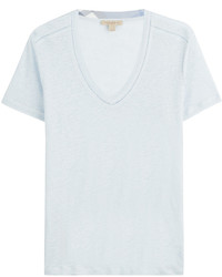 Burberry Linen T Shirt