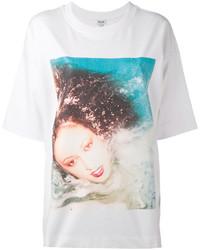 Kenzo Patti Darbanville Oversized T Shirt