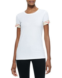 Burberry Short Sleeve Long Tee