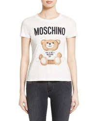 Moschino Teddy Bear Logo Tee
