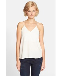 Ayr The Slip Stretch Silk Camisole