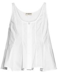 Balenciaga Cotton Tank Top