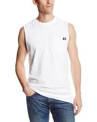 Dickies Sleeveless Pocket T Shirt