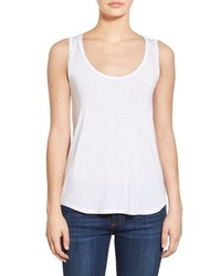 Jessa stretch jersey tank medium 4137216
