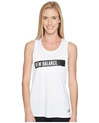 New Balance Trackster Tank Top Sleeveless