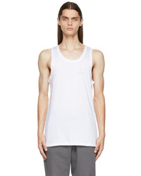 Vivienne Westwood Two Pack White Logo Tank Tops