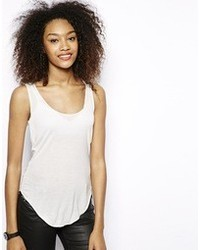 Vero Moda Scoop Back Tank Top