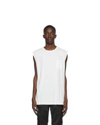 Nonnative White Dweller T Shirt